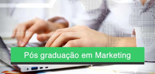 pos graduacao marketing