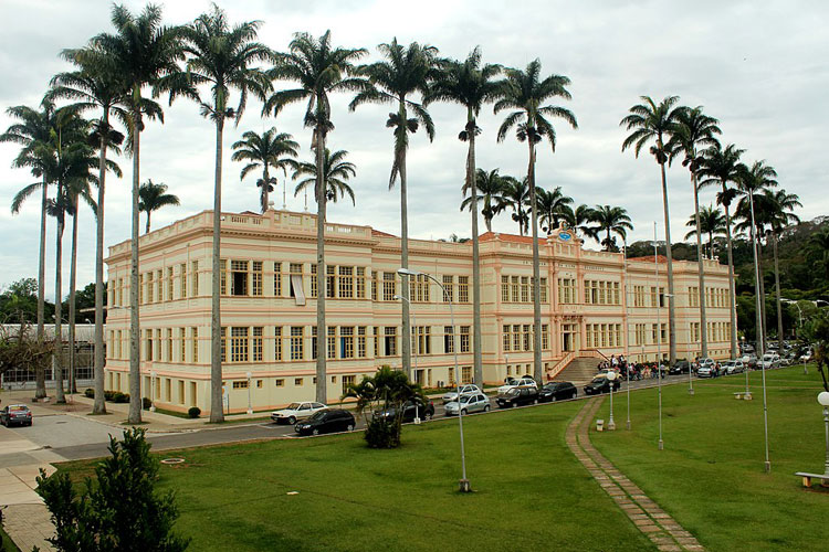 Mestrado na Universidade Federal de Viçosa